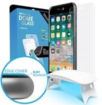Bens bargains best deals bargains freebies whitestone liquid dispersion dome glass iphone 87 screen protector w install fandeluxe Choice Image