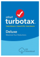 TurboTax Deluxe + State 2018 Tax Software