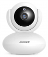 ANNKE 1080p Smart Wireless IP Security Camera w/ 2-Way Audio