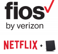 FiOS Gigabit Triple Play + 1-Yr Netflix + 3-Yr Router Rental