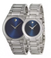 Movado Defio Stainless Steel Watch