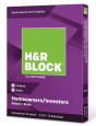 H&R Block 2018 Deluxe + State Tax Software