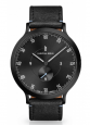 Lilienthal Berlin The L1 All Black 42.55mm Leather Watch