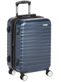AmazonBasics Premium Hardside Spinner Luggage w/ Built-In TSA Lock