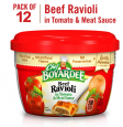 12-pack Chef Boyardee Microwavable Bowls (7.5 oz. Size)