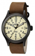 Timex Expedition Scout 40 Men's Leather Watch