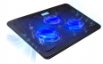 TECKNET USB Powered Laptop Cooling Pad w/ 3 Blue LED Fans