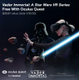 Vader Immortal Oculus Quest Bundle (64GB)