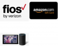 FiOS Gigabit Triple Play + 1-Yr Amazon Prime & Echo Speaker + $100 Amazon GC for