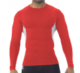 Russell Athletic Men's Long Sleeve Cool Compression Shirt