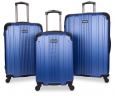 3-Piece Kenneth Cole Reaction South Street Hardside Spinner Luggage Set