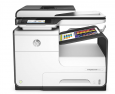 HP PageWide Pro 477dw Duplex Wireless Inkjet MFP Printer