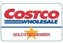 1-Year Costco Gold Star Membership + $40 CC for