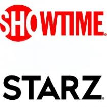 2-month Showtime or STARZ Subscription