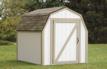 2x4basics Custom Shed Kit w/ Barn Roof