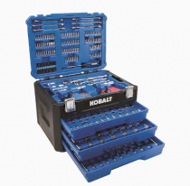 319-Piece Kobalt Mechanic's Tool Set