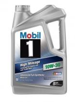 5 Quarts Mobil 1 10W-30 Synthetic Motor Oil