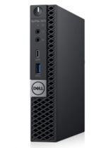 Dell OptiPlex 7070 Micro 9th Gen Core i7 Win Pro Desktop (Refurb)
