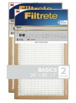 48-pack Filtrete Basics Flat Panel Air Filters