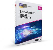 Bitdefender Total Security 2021 (1-Year, 5-Devices)