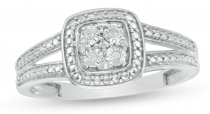 Select Diamond Accent Rings, Necklaces & Earrings