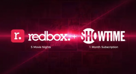 1 Month Showtime Subscription 5 Redbox Movie Ben S Bargains